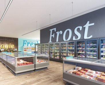 Supermarket Trusys