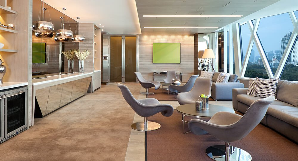 Luxury Executive Lounge