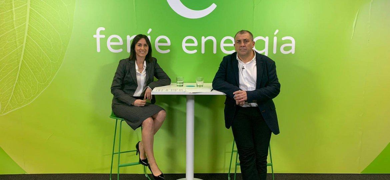 Paula Román y Jaume Fornés Presentación Plan Estratégico