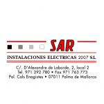 SAR INSTALACIONES ELECTRICAS 2007 SL