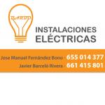 INSTALACIONES ELECTRICAS BARBO CB